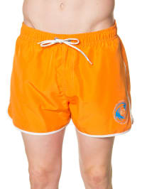 Marc O'Polo Badeshorts in Orange