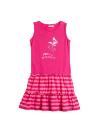 Topo Kleid in Pink/ Rosa