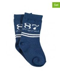 Bonnie Doon 3er-Set: Socken in Dunkelblau