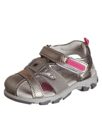 "Color Kids Color Kids Sandalen ""Molner"" in Silber"