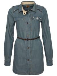 DreiMaster Jeanskleid in Blau