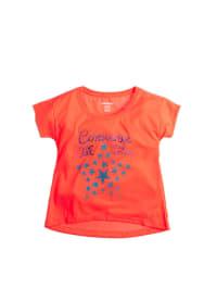 Converse Shirt in neonorange
