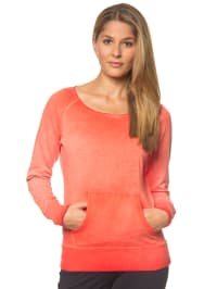 "Venice Beach Sweatshirt ""Pasadena"" in Orange"