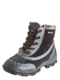 Pio Boots in dunkelblau