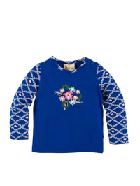 Dutch Bakery Longsleeve in Blau