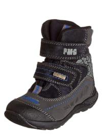 Primigi Boots in Dunkelblau/ Grau