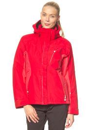 "Salewa Ski-/ Snowboardjacke ""Teton PTX/PF"" in Rot"