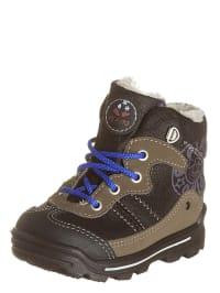 """Ricosta Boots """"Dalu"""" in Hellbraun/ Braun"""