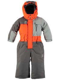 """Kamik Schneeanzug """"Zoom Suit"""" in Grau/ Orange"""
