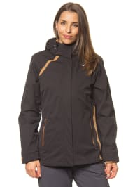 "Maier Sports 2-in-1 Funktionsjacke ""Loire"" in schwarz"