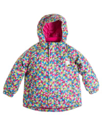 D-generation Winterjacke in pink/ bunt