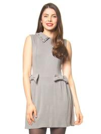Yumi Kleid in Grau