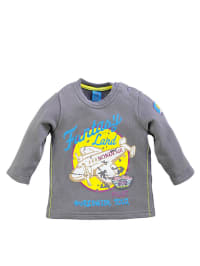 "Bondi Sweatshirt ""Bondi Air"" in Grau/ Bunt"