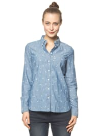 "Levi´s Bluse ""Relaxed Round"" in Blau"