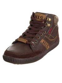 H.I.S Boots in Braun
