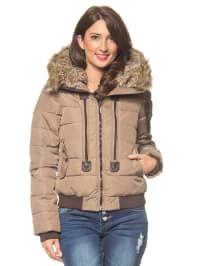 Authentic Style Winterjacke in Beige
