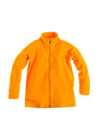 "Color Kids Fleecejacke ""Limone"" in Orange"