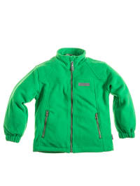 "Color Kids Fleecejacke ""Lada"" in Grün"