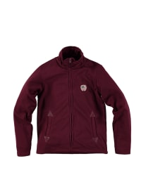 Complices Fleecejacke in Bordeaux