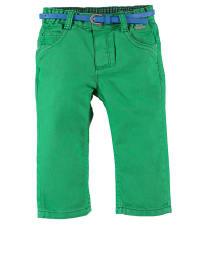 Kanz Jeans in Grün