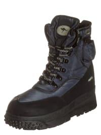"""Kangaroos Boots """"Blizzard one"""" in Dunkelblau/ Schwarz"""