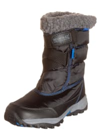 "Regatta Winterboots ""Snowcadet II"" in Schwarz/ Blau"