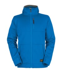 "Bonfire Fleecejacke ""Banked"" in Blau"