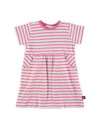 "Legowear Kleid ""Disa 401"" in Rosa/ Weiß"