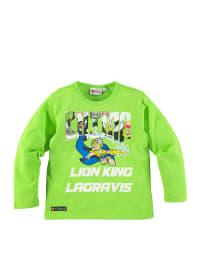 """Legowear Longsleeve """"Tristan 410"""" in Hellgrün"""