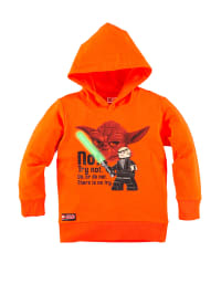 "Legowear Sweatshirt ""Shane 351"" in Orange"