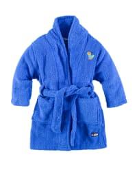 """Legowear Bademantel """"Aske 904"""" in Blau"""