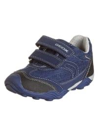 "Geox Sneakers ""Arno"" in Blau/ Schwarz"