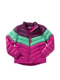 """Jack Wolfskin Winterjacke """"Icecamp"""" in Pink/ Mint"""