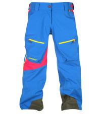 """Ziener 2in-1-Ski-/ Snowboardhose """"Sallo"""" in Blau"""