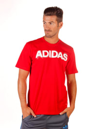 Adidas Shirt in Rot