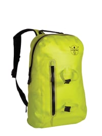 """Chiemsee Rucksack """"Bali"""" in Lime - (B)31 x (H)37 x (T)14 cm"""