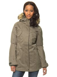 First B Outdoorjacke in Khaki