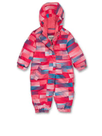 Sanetta Outdooroverall in Pink/ Blau