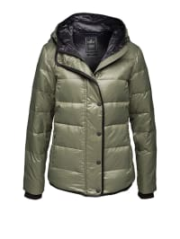 Replay Daunenjacke in Khaki