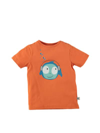 Paglie Shirt in Orange