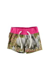 "Wild Shorts ""Suki"" in Pink/ Bunt"