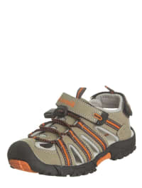 "Kamik Trekkingsandalen ""Iguana"" in Khaki/ Orange"