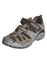 Primigi Sneakers in Schwarz/ Khaki/ Grau