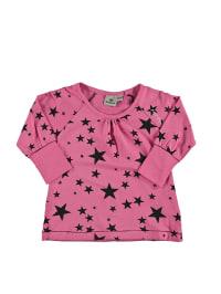 Nova Star Longsleeve in Pink/ Schwarz