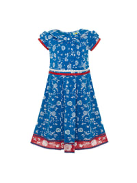 Uttam Boutique Kleid in Blau