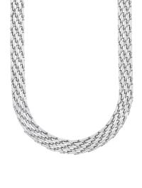 S. Oliver Edelstahl-Halskette - (L)50 cm