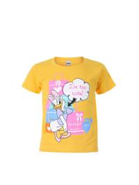 Disney Shirt in Gelb