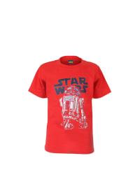 Disney Shirt in Rot