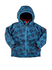 "Color Kids Ski-/ Snowboardjacke ""Thames"" in Blau/ Hellblau"