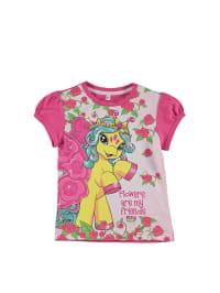 Leomil Shirt in Fuchsia/ Rosa/ Bunt